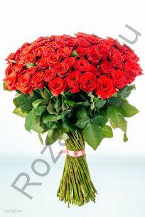 101 роза 70 см